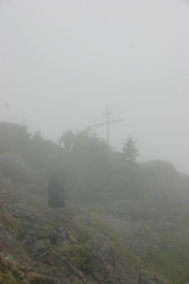 вот она вершина | гора Фалаза
