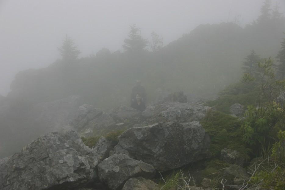 из тумана... | гора Фалаза