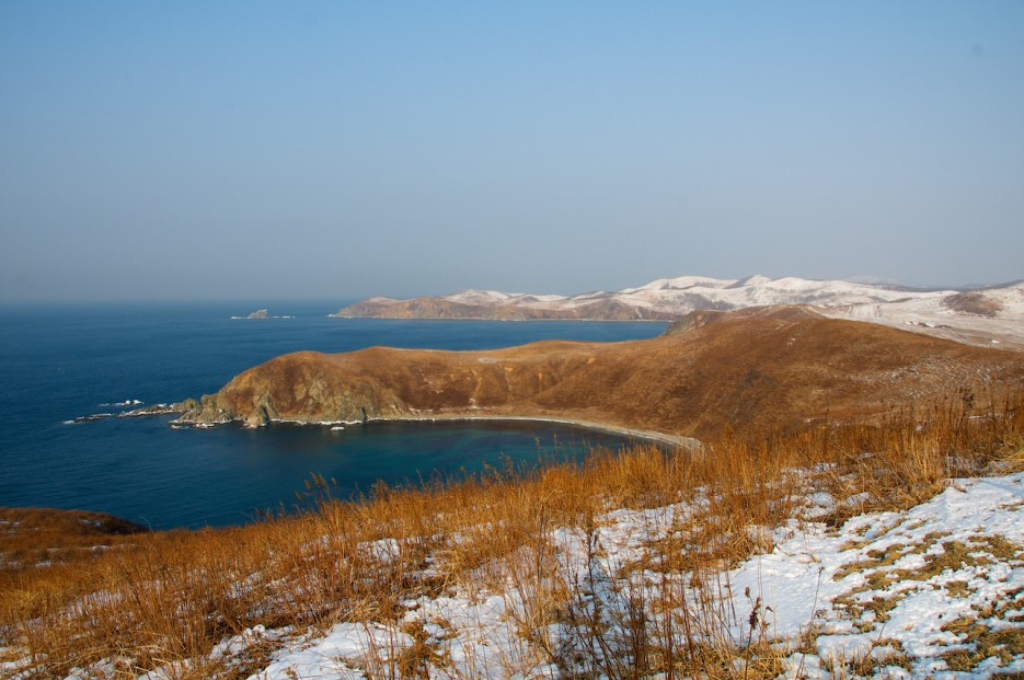 фото приморского края лучшие