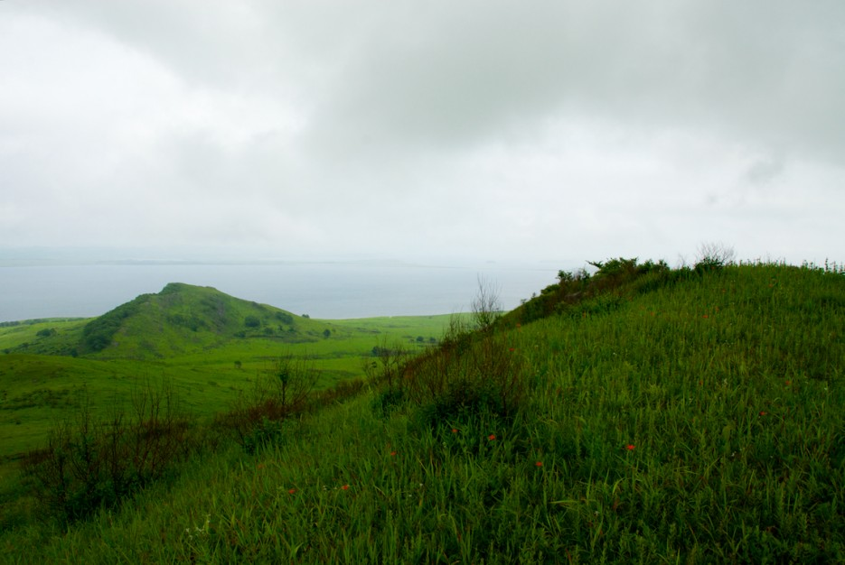 Горы полуострова | Полуостров Краббе.