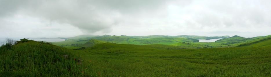 Панорама | Полуостров Краббе.