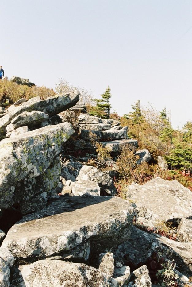 тропа | поход от Фалазы через Ливадийский хребет на Пидан
