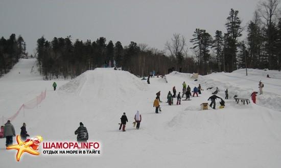 Фото 2743 | Соревнования по сноуборду Winter Force 2009
