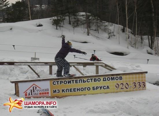 Фото 2744 | Соревнования по сноуборду Winter Force 2009