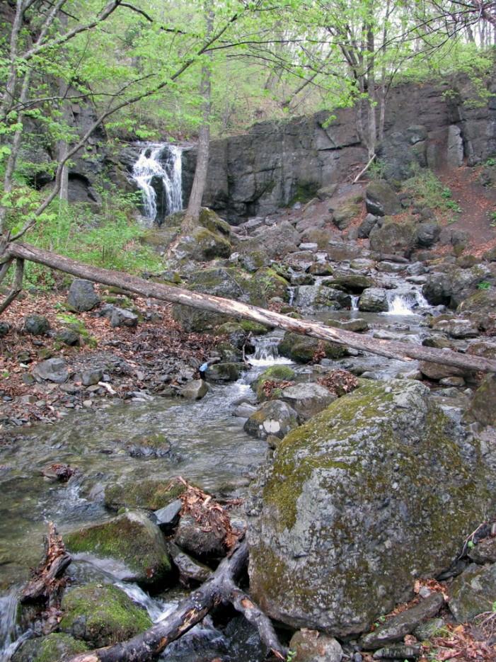 А вот и третий водопадик! | Кравцовские Водопады