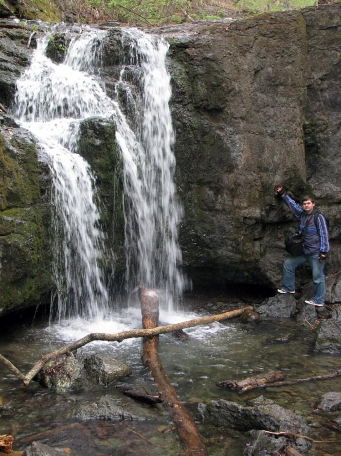 Третий - самый красивый из всех порогов Кравцовского ключа. | Кравцовские Водопады