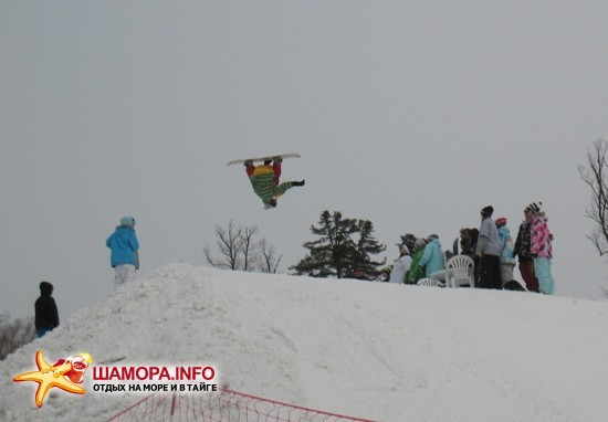 Фото 2745 | Соревнования по сноуборду Winter Force 2009
