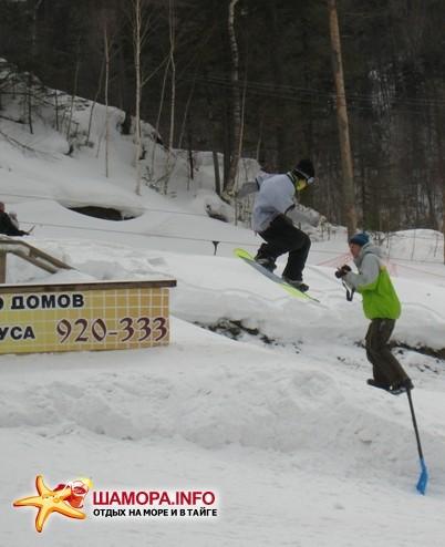 Фото 2746 | Соревнования по сноуборду Winter Force 2009