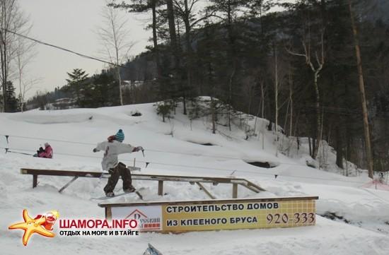 Фото 2748 | Соревнования по сноуборду Winter Force 2009