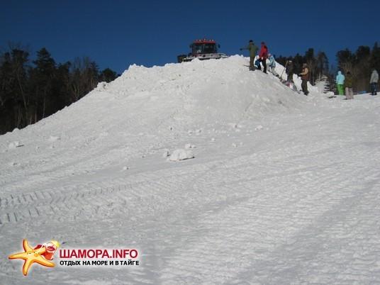 Фото 2749 | Соревнования по сноуборду Winter Force 2009
