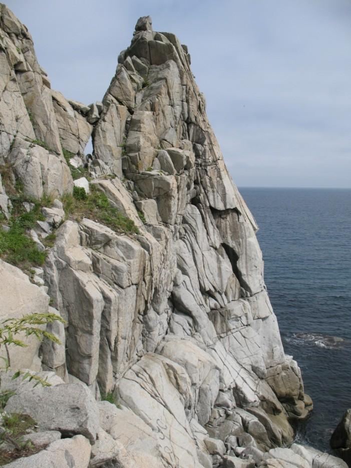 каменная стена | бухта Шепалова, Находка