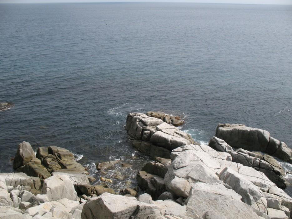 каменные ванны | бухта Шепалова, Находка
