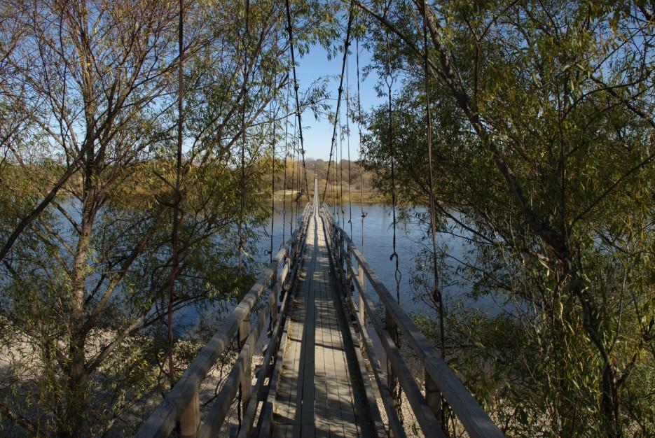 Первые шаги по мосту | Новопокровка Приморский Край