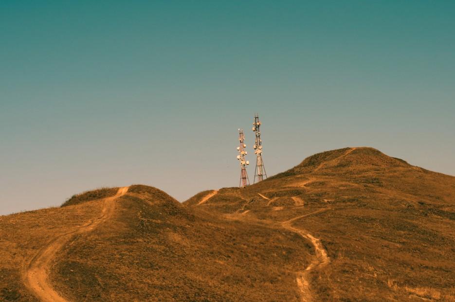 """Марсианские хроники. Гора """"Холодильник"""" (""""Муравьёва-Амурского"""") - самая высокая сопка в черте города Владивостока.   Природа Приморского края. Разное."""