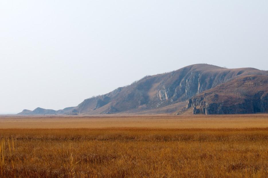 Голубинный утёс | Хасанские болота осенью. Часть 2.