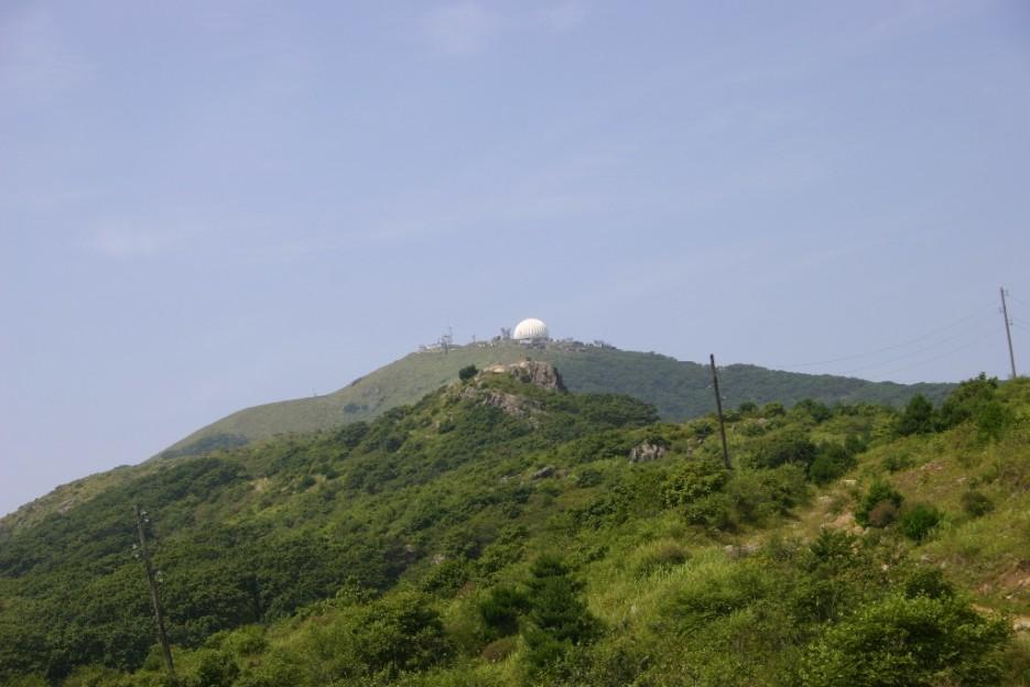 гора Облачная | бухта Витязь