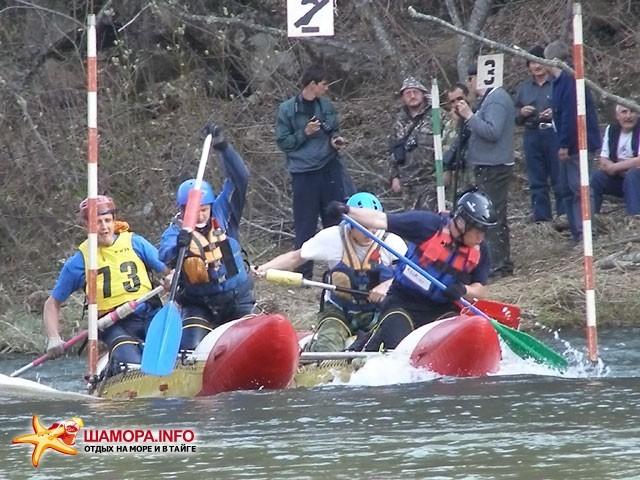 К4 на короткой дистанции   Вешние воды 2009