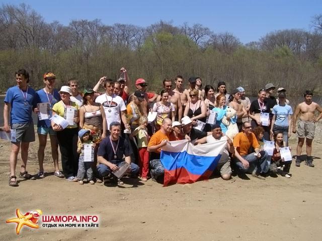 участники соревнований | Вешние воды 2009