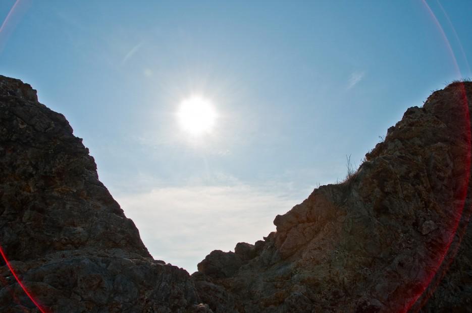 Большой солнечный зайчик! | Остров Скребцова (Коврижка)