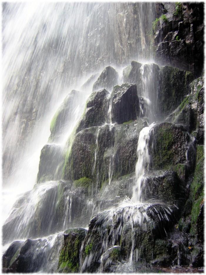 Беневские водопады   Приморье