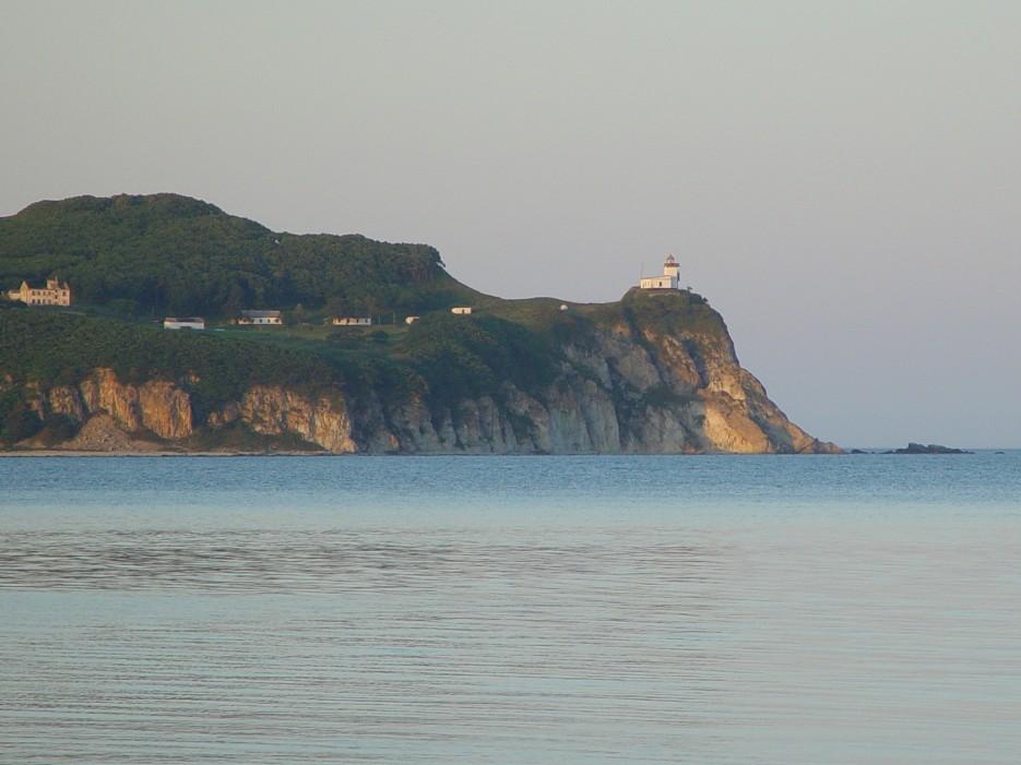 Маяк на Балюзеке | Залив Владимира