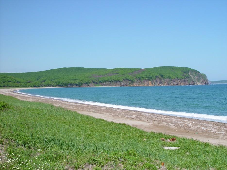 Пляж | Залив Владимира