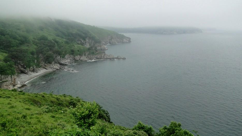 бухты ДВ морского заповедника. | Дальневосточный морской заповедник
