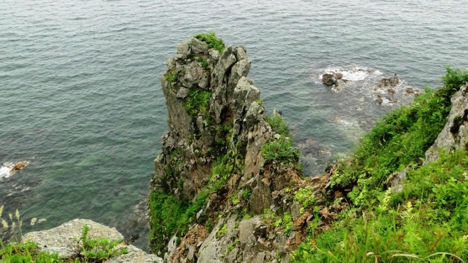 Скалы | Дальневосточный морской заповедник