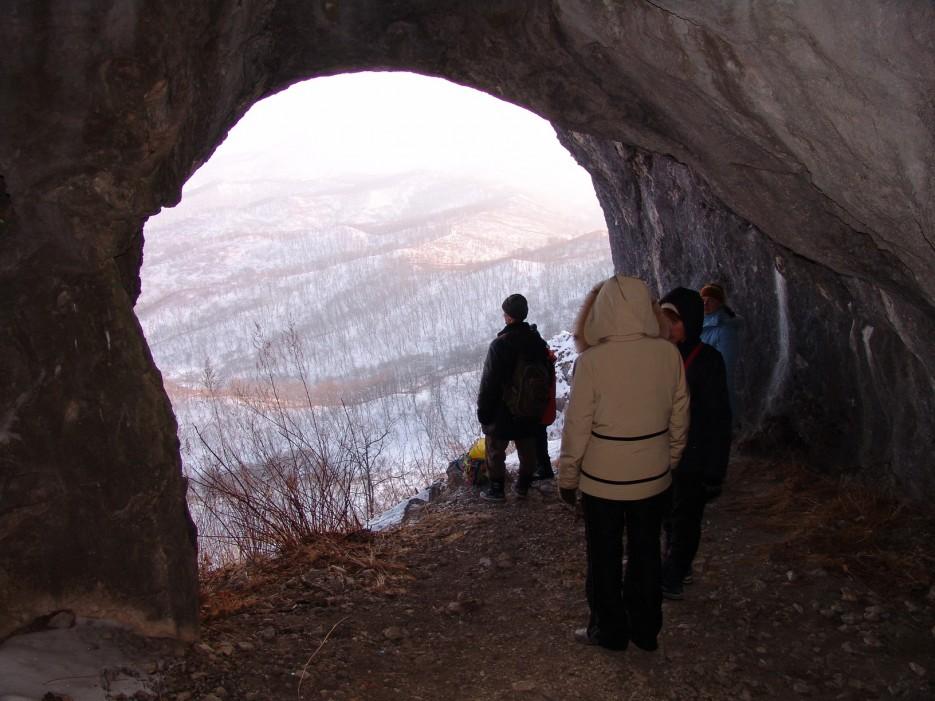 Пещеры хребта Чандолаз. Партизанский район. | Хребет Лозовый (Чандолаз) и пещеры. Партизанский район.