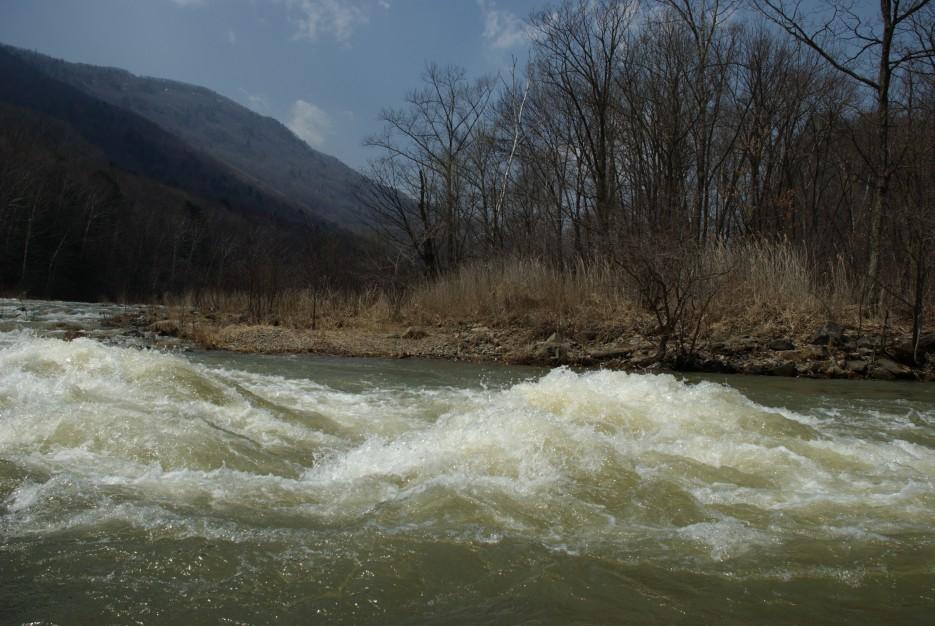 Порог | Ущелье Дарданеллы, река Тигровая