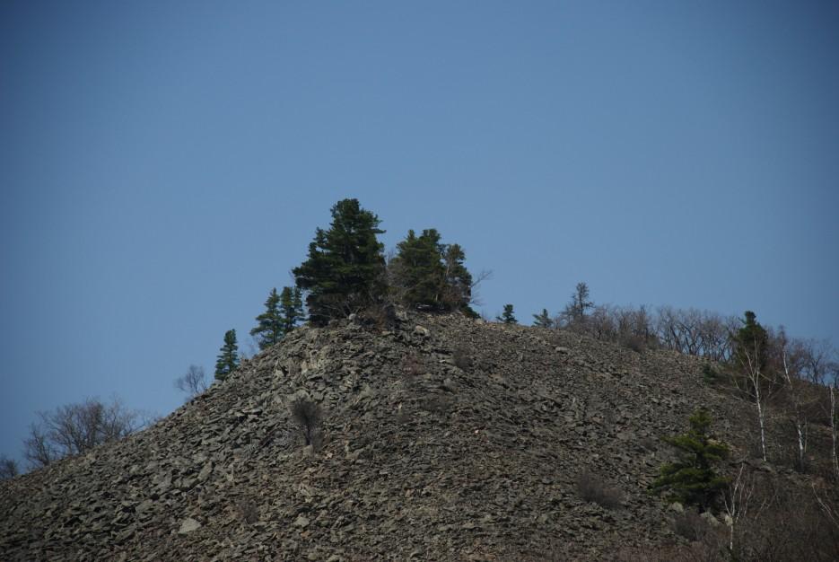 Каменные осыпи | Ущелье Дарданеллы, река Тигровая