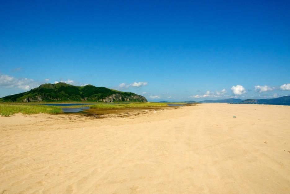 Пляж. Утес Голубиный | Хасан. Часть 2.