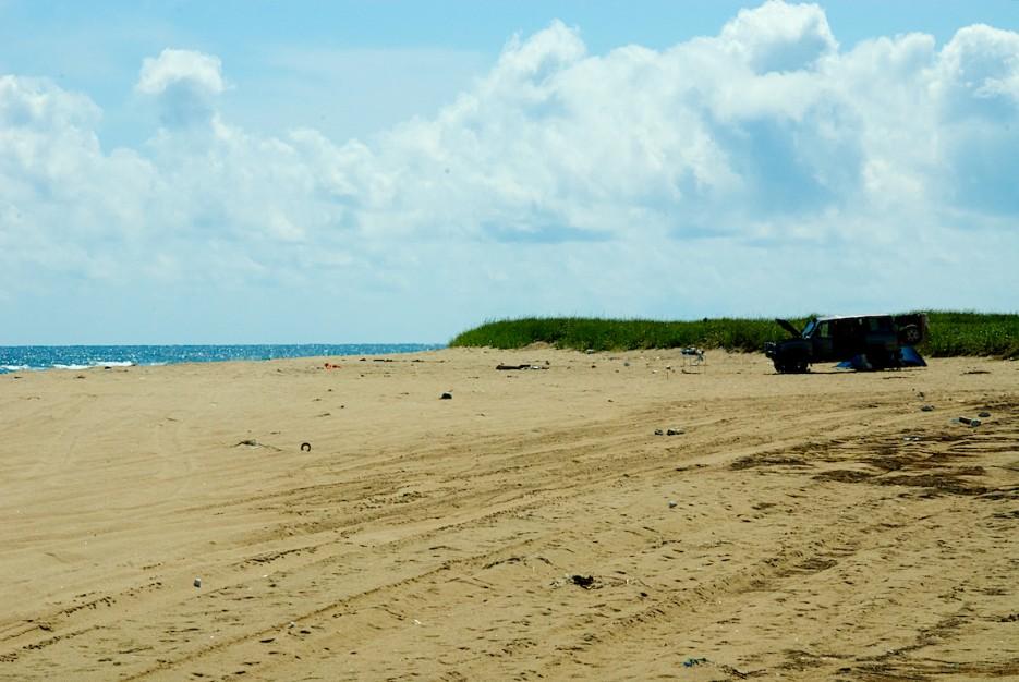 Джип на песке у моря | Хасан. Часть 2.