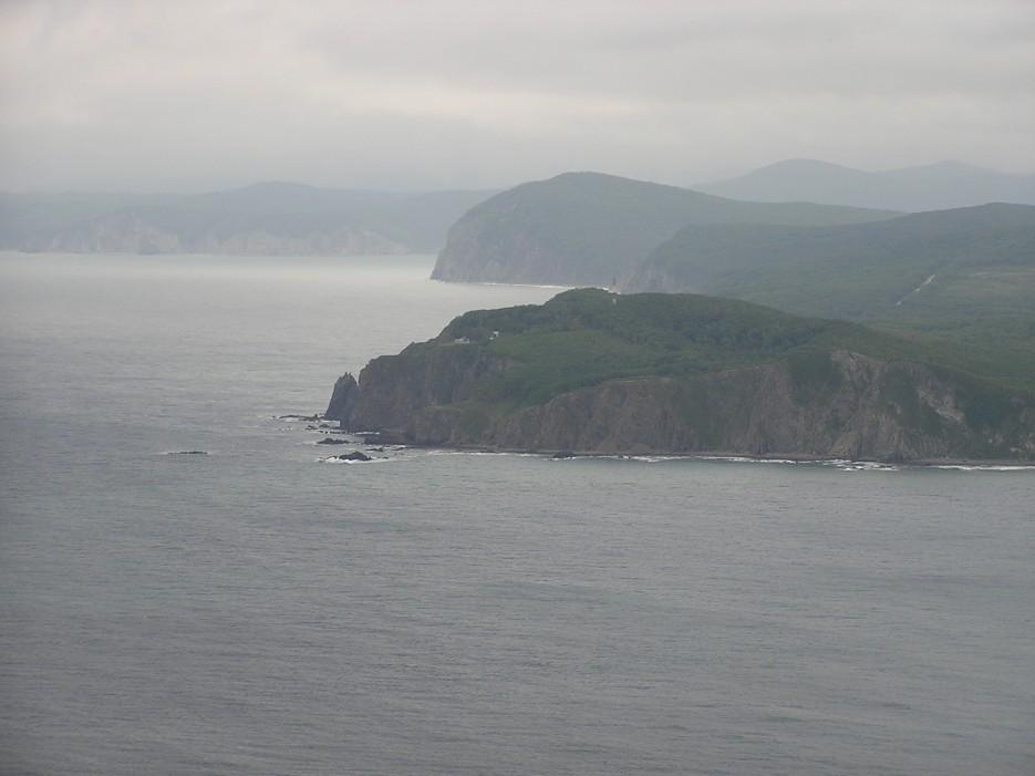Мыс Рифовый | п. Каменка, залив Опричник, мыс Сигнальный.