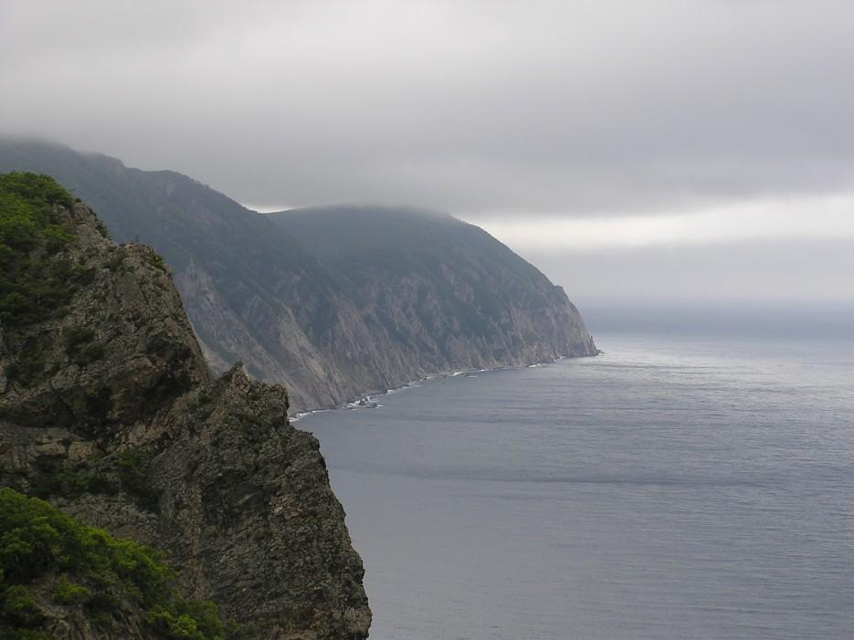 Скальная бухта | п. Каменка, залив Опричник, мыс Сигнальный.