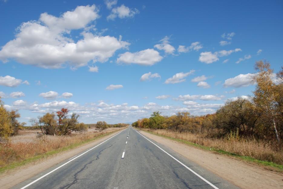 По дороге с облаками. | Новопокровка Приморский Край