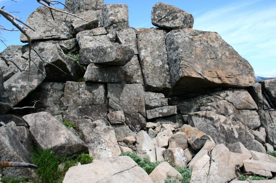 Хребет | Гора Пидан