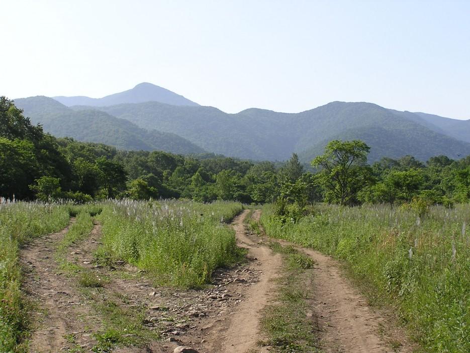 Три загиба на версту   Гора Пидан