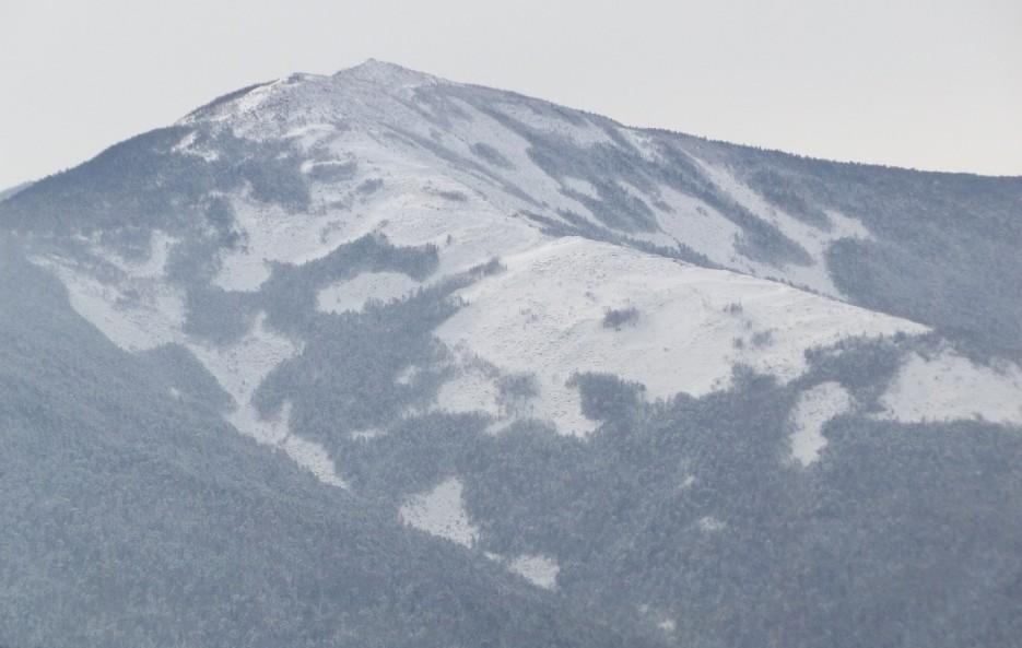 Пидан. Вид с вершины Фалазы. | Г.Пидан (Ливадийская). Шкотовский р-он.