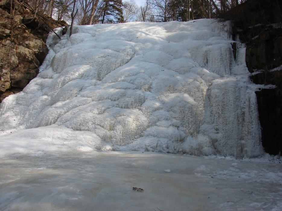 00.Водопад Горбатов. Шкотовское плато. | 1.04.2012 года. Водопад Горбатов. Шкотовское плато.