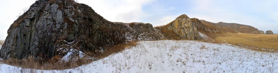 Утёс Голубинный | Панорамы Хасана.