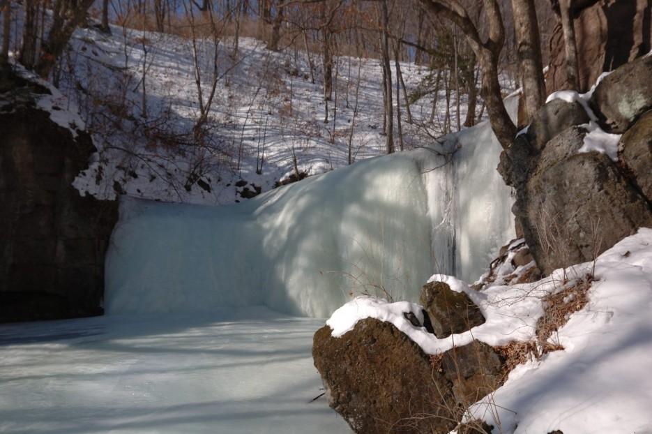 Кравцовские водопады   Кравцовские водопады 2