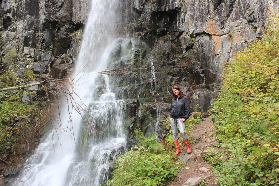 Фото 32488 | Водопад Беневской (Еломовский). Лазовский район