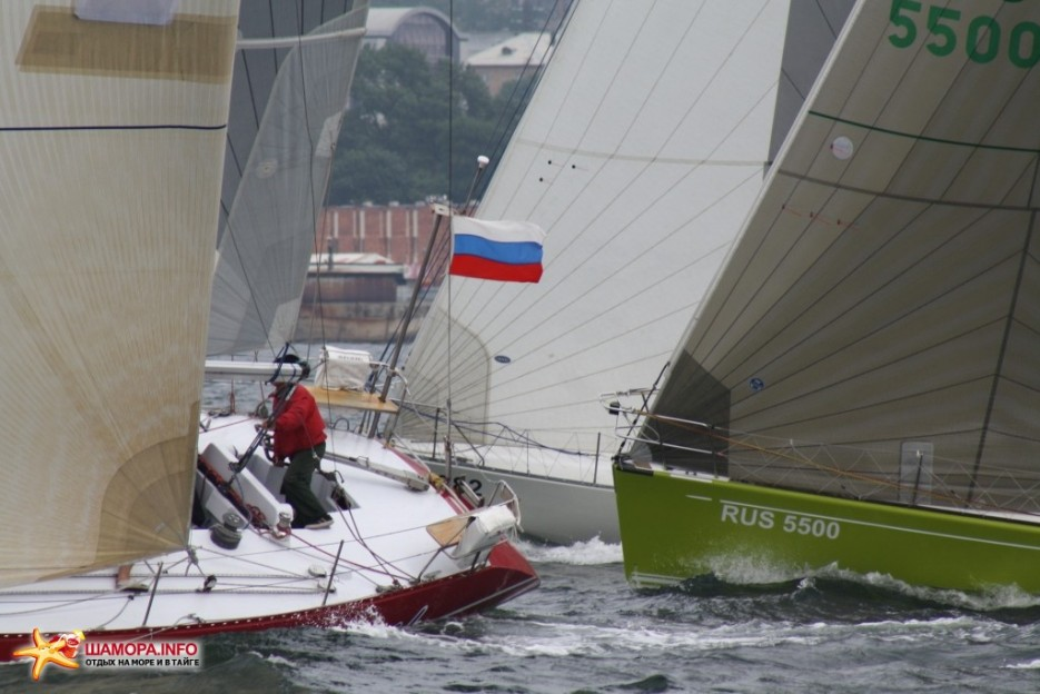 Фото 3339 | Кубок залива Петра Великого 2009