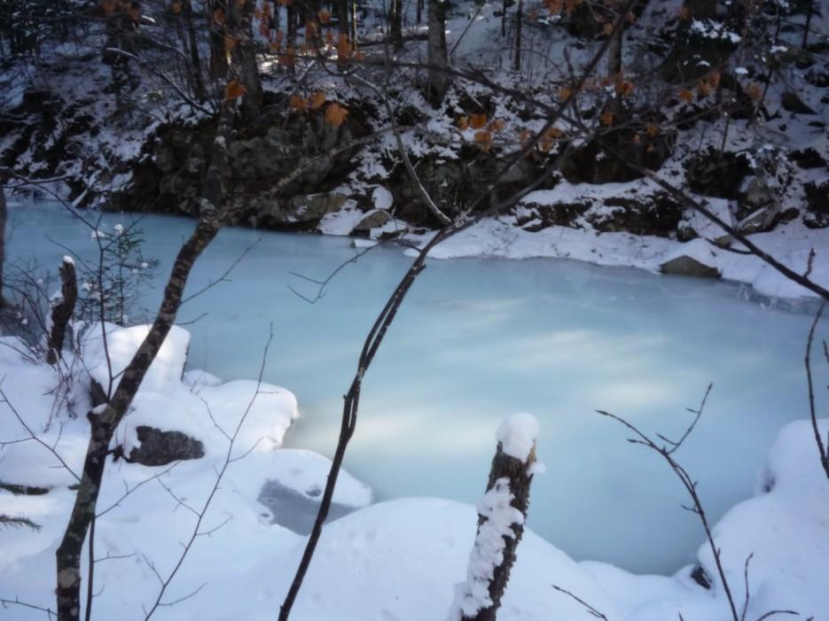 Голубизна льда. | Г.Пидан (Ливадийская). Шкотовский р-он.