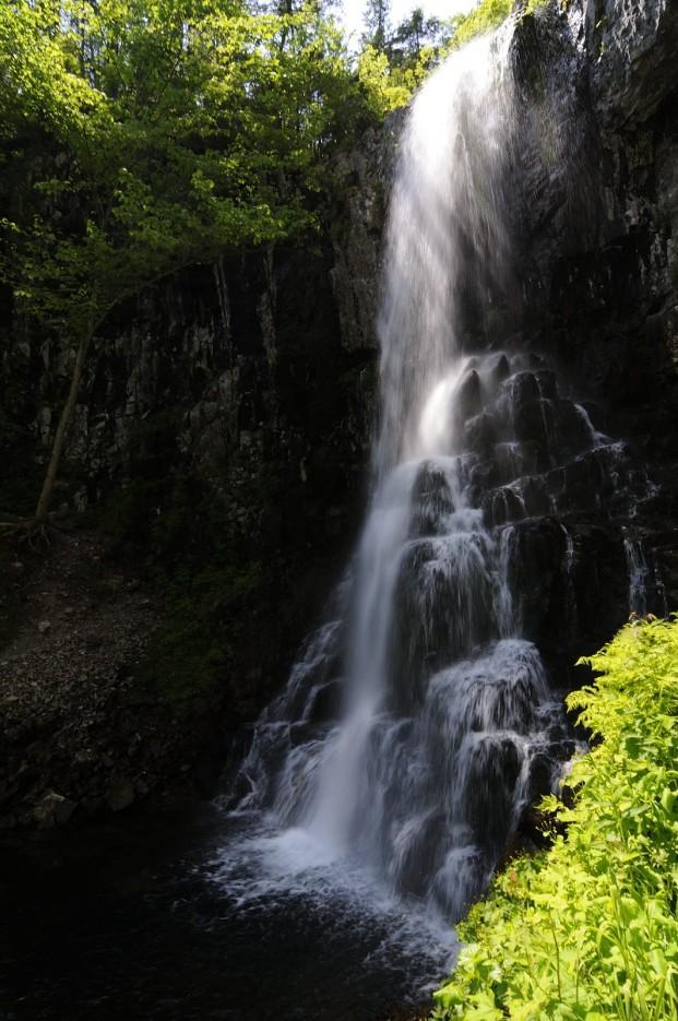 Беневские водопады | Лазовский заповедник и Беневские водопады