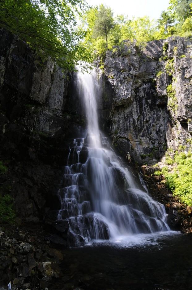 Беневские водопады   Лазовский заповедник и Беневские водопады