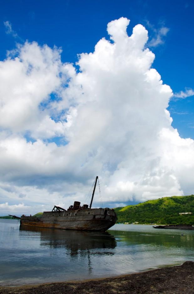 Огромные облака! | Бухта Витязь. Полуостров Гамова. Южное Приморье.