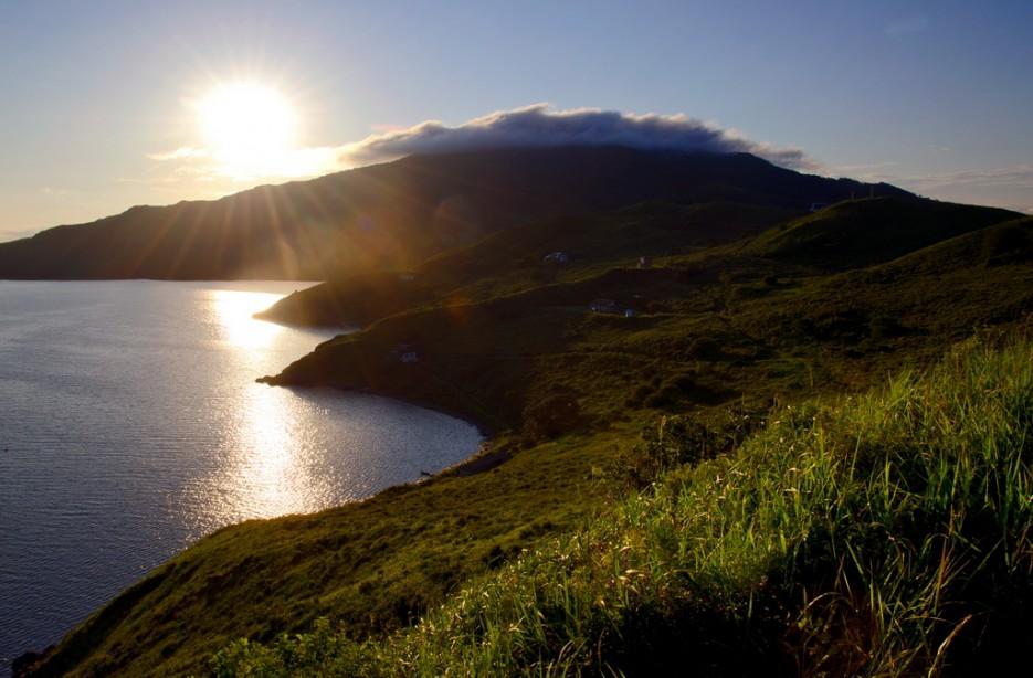 А вот и солнце! | Полуостров (мыс) Шульца. Полуостров Гамова. Южное Приморье.