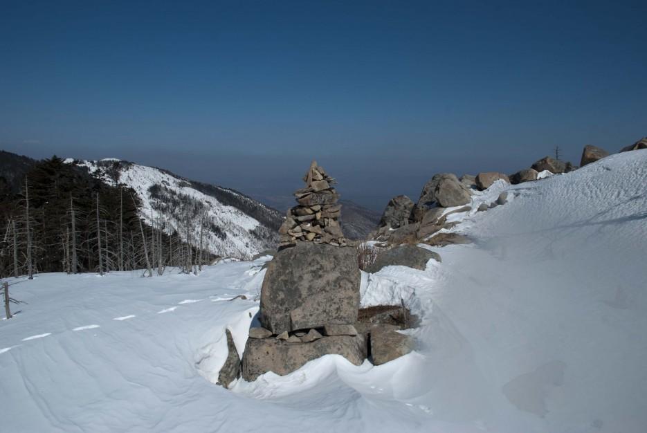 Монумент   Гора Ливадийская (Пидан) 2012.04.07 Часть 2.
